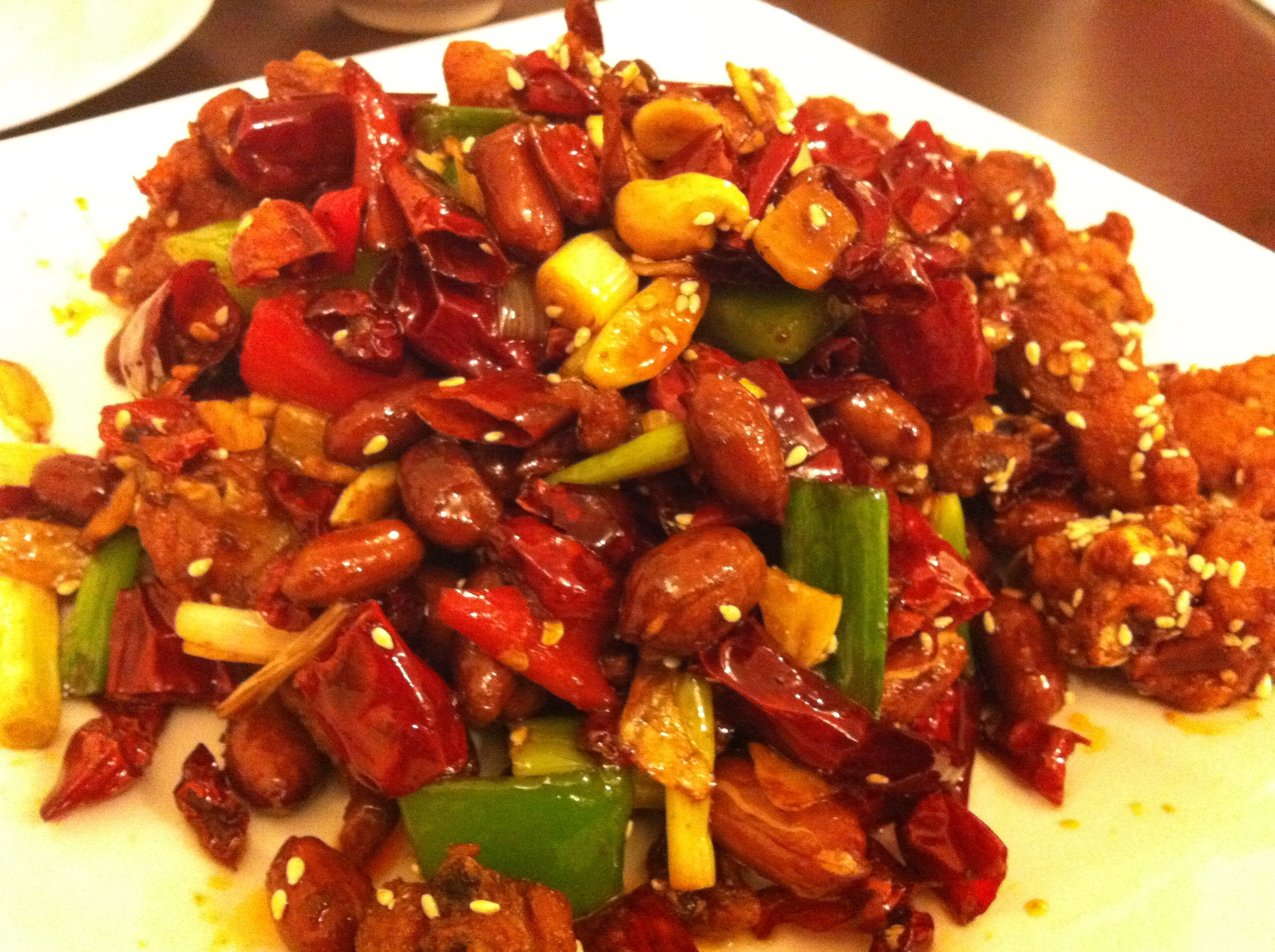 spicy food – Whys and Wherefores